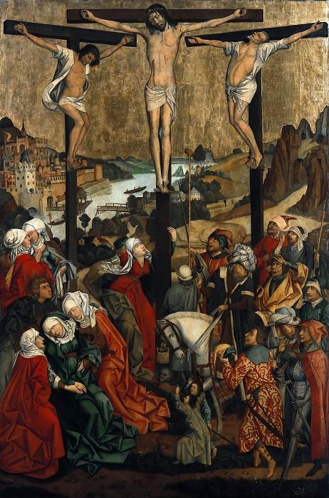 Augsburgisch - The Crucifixion. Part 1