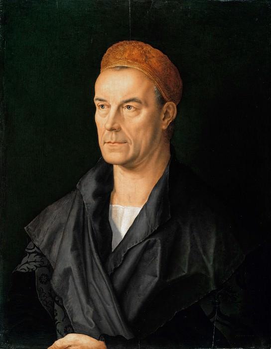 James II Fugger the Rich (1471-1528) (copy). Albrecht Dürer