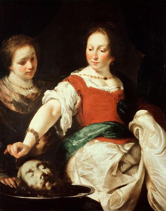 Bernardo Strozzi (1581-1644) - Salome. Part 1