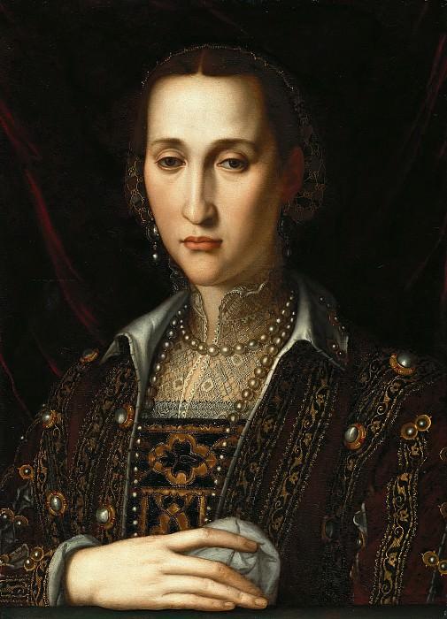 Alessandro Allori (1535-1607) - Eleonora de Toledo. Part 1