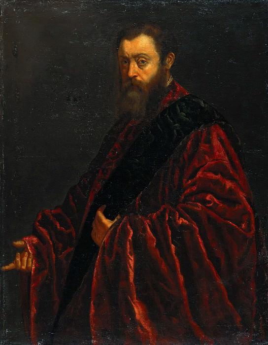Domenico Tintoretto (1560-1635) - Portrait Procurators of S. Marco. Part 1