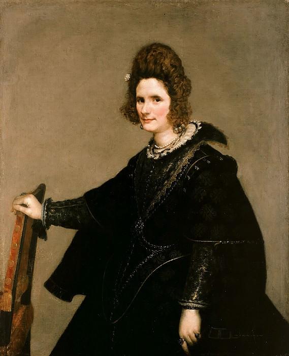 Portrait of a Lady. Diego Rodriguez De Silva y Velazquez