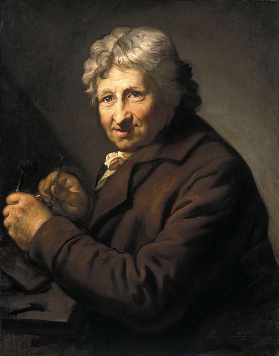 Anton Graff (1736-1813) - Daniel Chodowiecki. Part 1