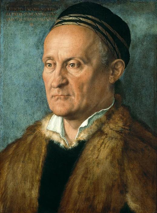 Jakob Muffel (1471-1526). Albrecht Dürer
