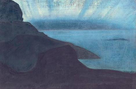 Light of the night # 37. Roerich N.K. (Part 2)