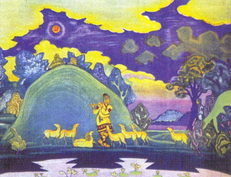 Lel # 135. Roerich N.K. (Part 2)