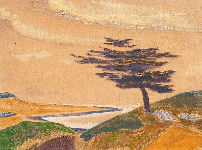 Beach (Candy) # 8. Roerich N.K. (Part 2)