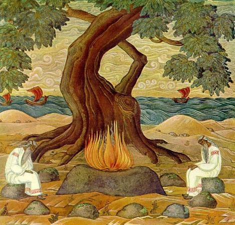 Vaydeloty. Roerich N.K. (Part 2)