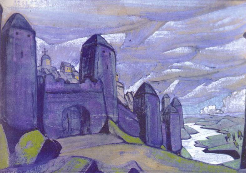Lam Yaroslavny (3). Roerich N.K. (Part 2)