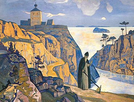 Holy Lake # 84. Roerich N.K. (Part 2)