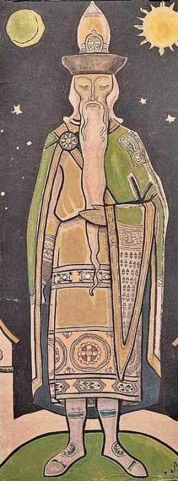 Astrologer. Roerich N.K. (Part 2)