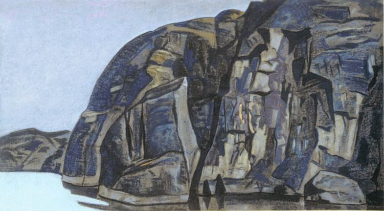 Cliff. Roerich N.K. (Part 2)