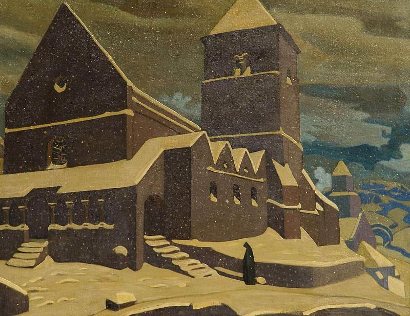 Repentance # 67. Roerich N.K. (Part 2)