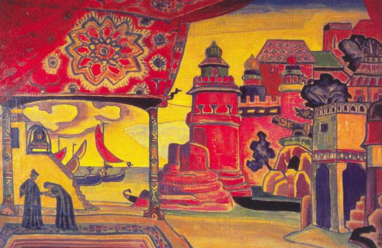 Candy. Roerich N.K. (Part 2)