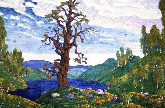 Kiss the Earth. Action 1st. Option 2. Roerich N.K. (Part 2)