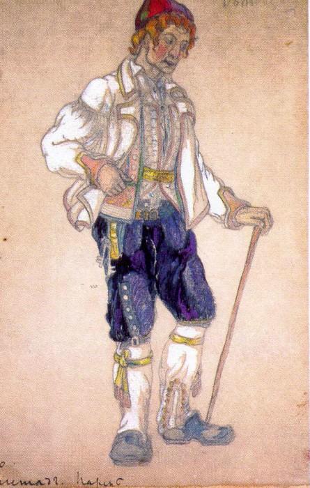 Man. Gegstad. Roerich N.K. (Part 2)