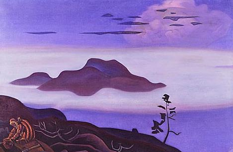 Treasure # 1. Roerich N.K. (Part 2)