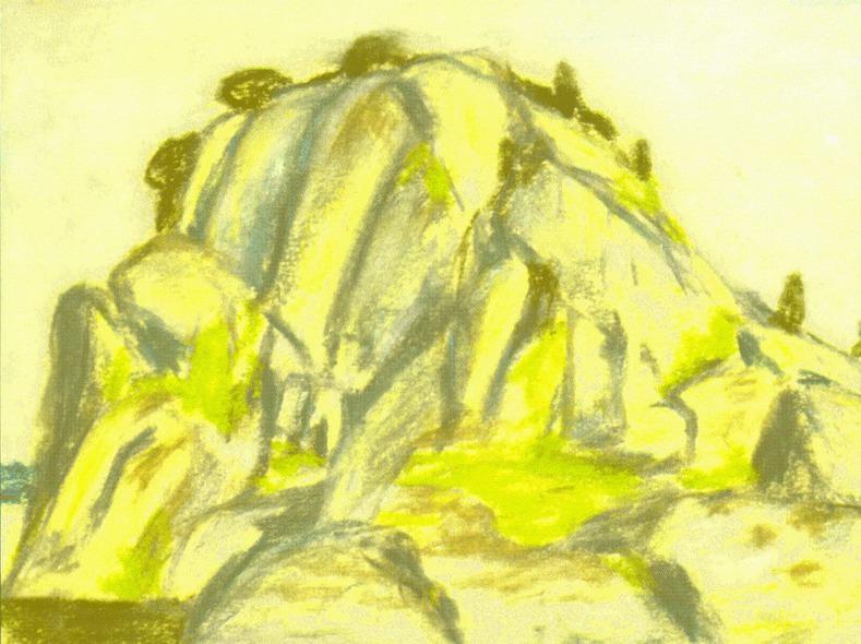 Rocks. Roerich N.K. (Part 2)