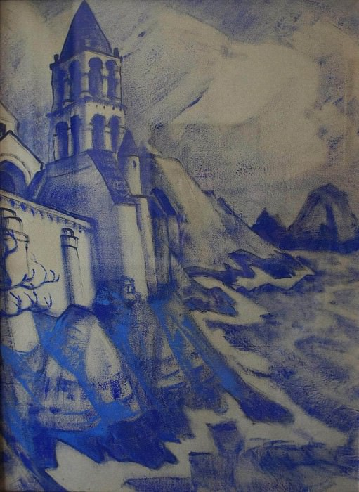 Thumbnail (Seaside). Roerich N.K. (Part 2)