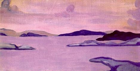 Island. Roerich N.K. (Part 2)