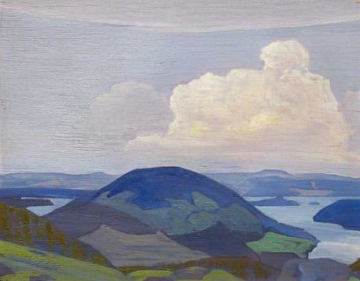 Thundercloud # 18. Roerich N.K. (Part 2)