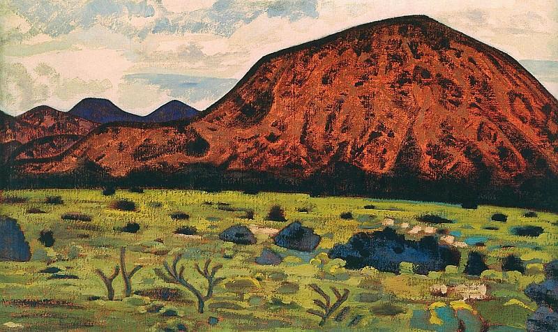 Of Santa Fe. NM. Roerich N.K. (Part 2)