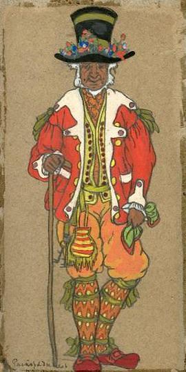 Steward feast. Roerich N.K. (Part 2)
