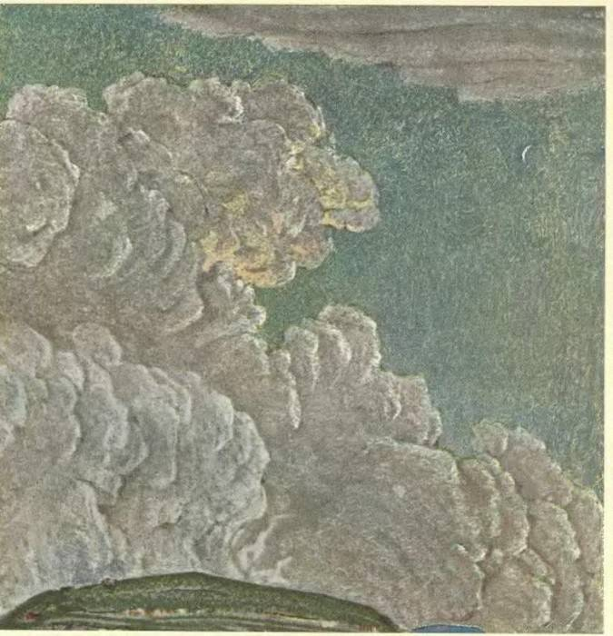 Cloud. Roerich N.K. (Part 2)