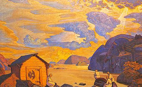 Waiting # 51. Roerich N.K. (Part 2)