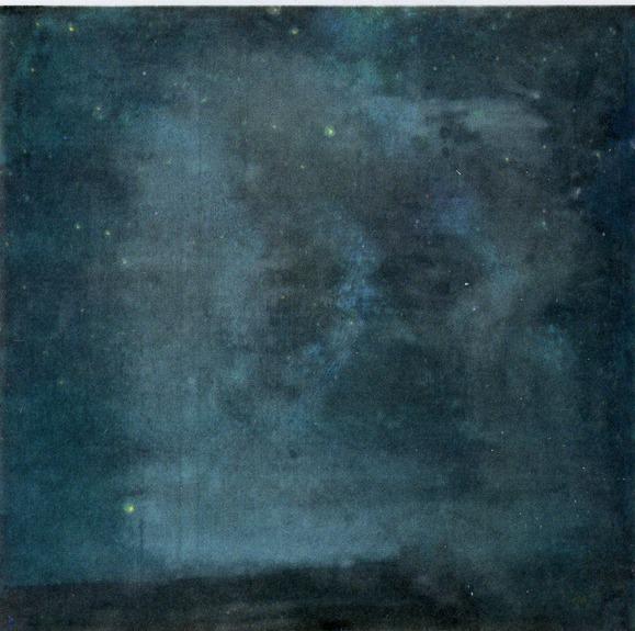 Starry sky. Roerich N.K. (Part 2)
