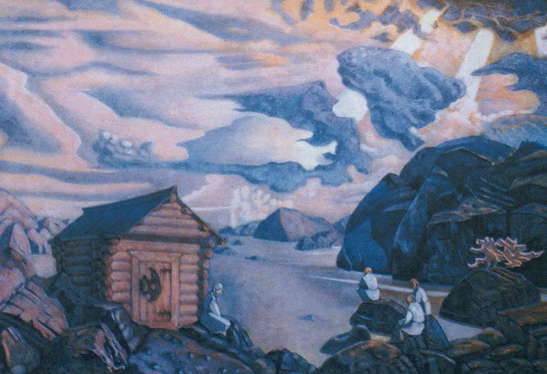 Eternal waiting. Roerich N.K. (Part 2)