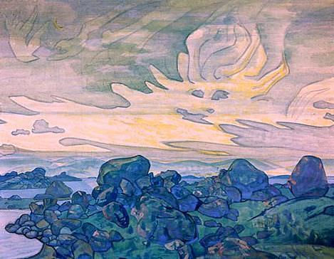 Path giants. Roerich N.K. (Part 2)