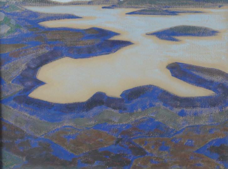 Bay. Roerich N.K. (Part 2)