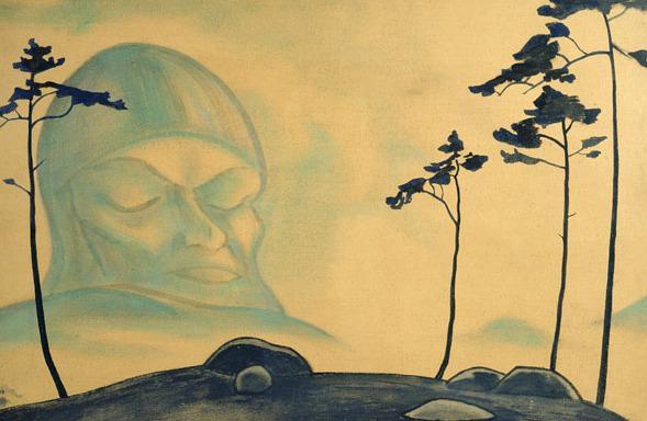 Risen (Sleep East) # 46. Roerich N.K. (Part 2)