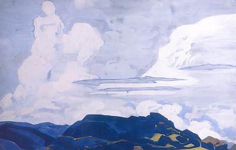 White Rider. Roerich N.K. (Part 2)