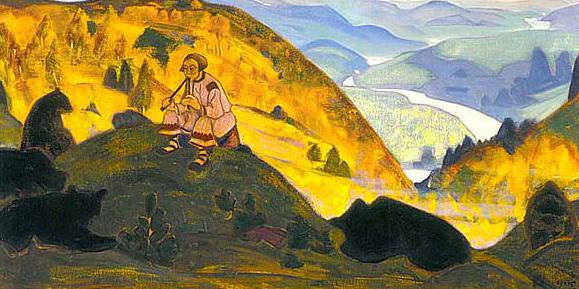 Orpheus # 115 (our ancestors). Roerich N.K. (Part 2)