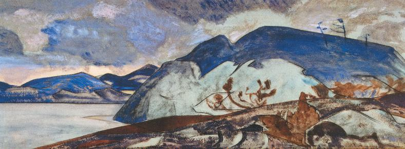 Autumn. Viborg. Roerich N.K. (Part 2)