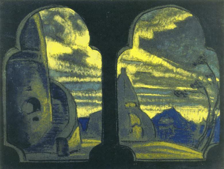 Set Design. Roerich N.K. (Part 2)