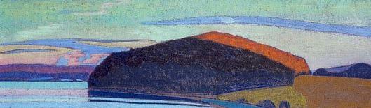 Yuhinniemi. Roerich N.K. (Part 2)