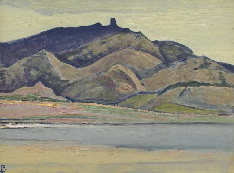 Rio Grande # 73 (Rio Grande). Roerich N.K. (Part 2)