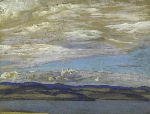 Cloud # 72. Roerich N.K. (Part 2)