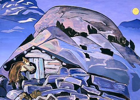 Sage # 45. Roerich N.K. (Part 2)