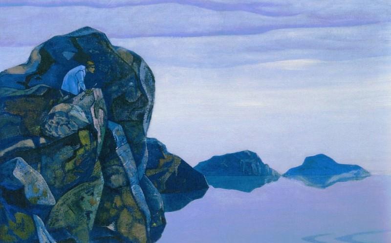 First boom. Roerich N.K. (Part 2)