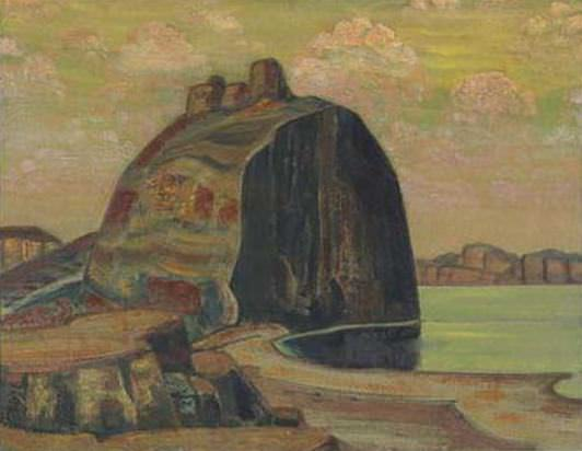 Дом духа. Roerich N.K. (Part 2)