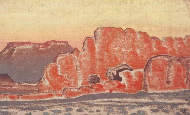Grand Canyon. Roerich N.K. (Part 2)