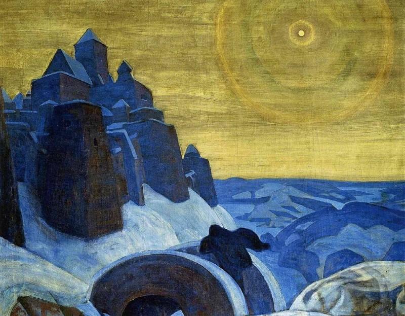 Black. Roerich N.K. (Part 2)