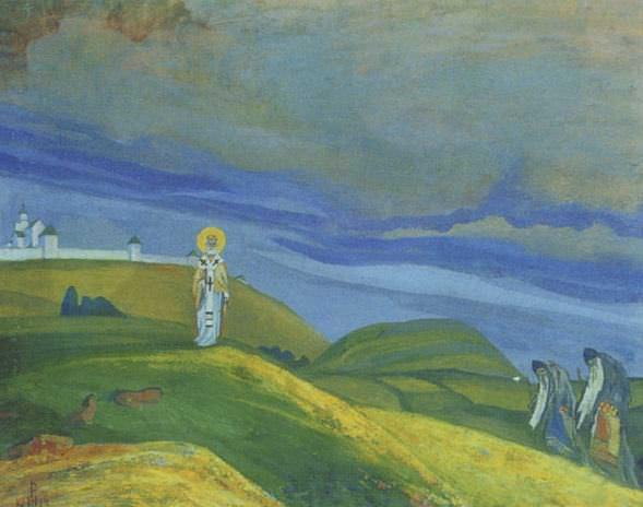 Nicholas-Ugodnik. Roerich N.K. (Part 2)