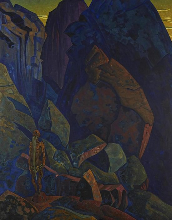 Forthcoming (stylite). Ecstasy. Roerich N.K. (Part 2)