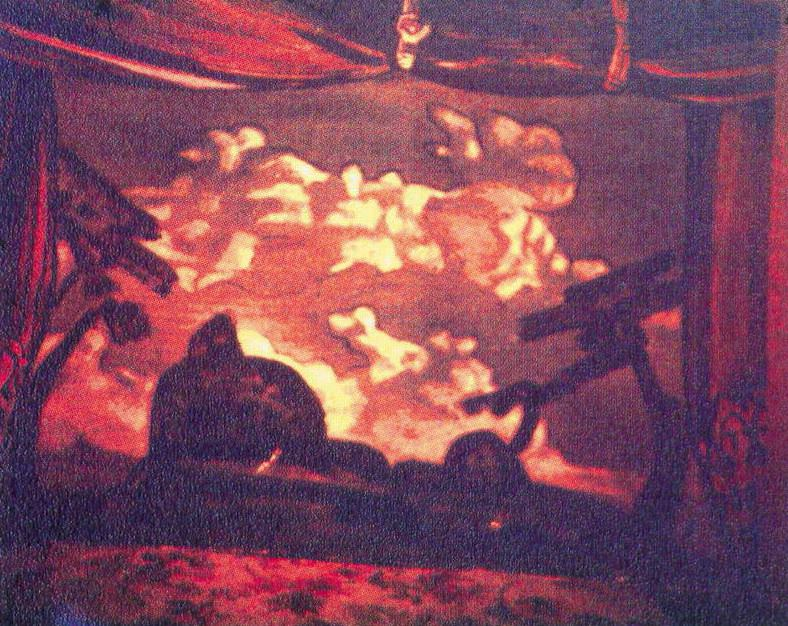Set Design. Roerich N.K. (Part 2)