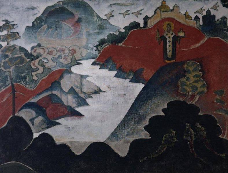 Hidden Treasure # 47. Roerich N.K. (Part 2)